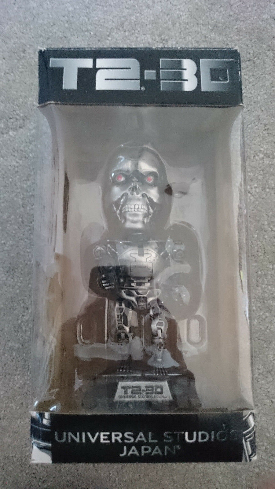 Terminator 2 wackelkopf bild - t2-3d universal studios japan