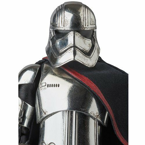 Medicom Toy Mafex No.028 Star Wars Captain Phasma Figure from from from Japan 02dfd5