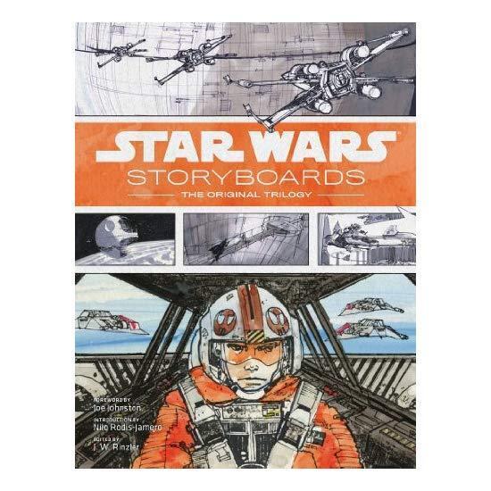 9781419707742 Star Wars Storyboards: The Original Trilogy - J. W. Rinzler