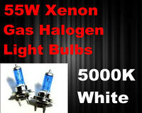 Bmw 02-06 M3/01-05 330i Low Beam H7 Xenon 55w Super White Bulbs