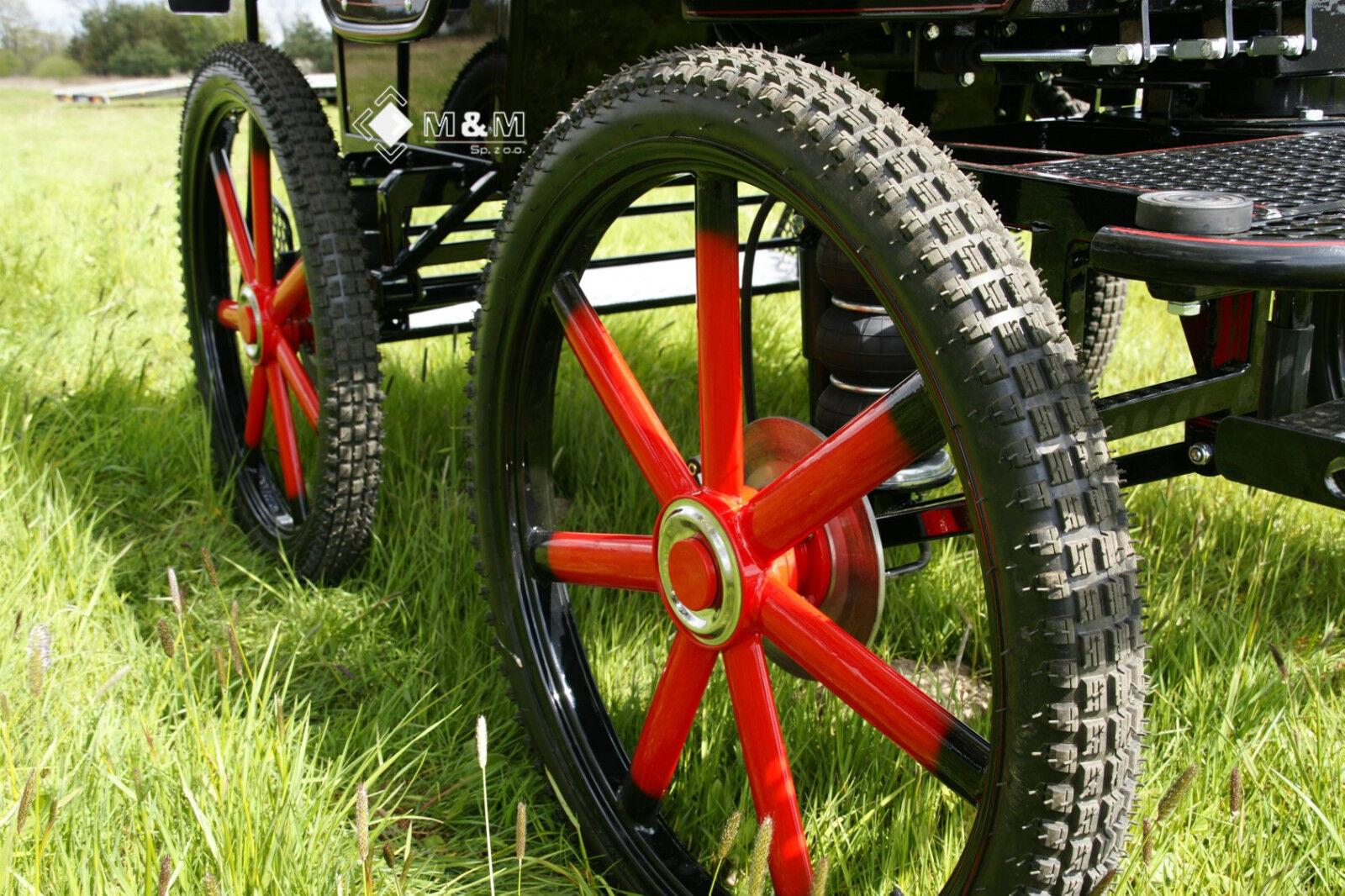 NEU Reifendecke 2.50-16 K K K schwarz Reifen Kutschereifen Kutsche Teile 024182