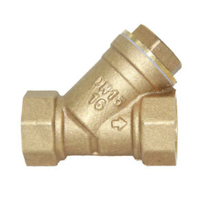 "1-1//4/"" x 1//2/"" x 1-1//4/"" Inch Brass Tee Reducing Fitting Plumbing"