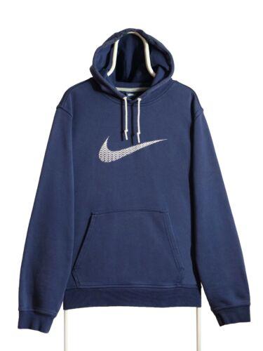 Nike vintage 90s big swoosh hoodie , size XL
