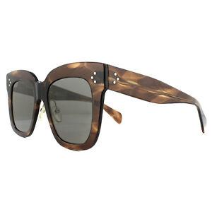 f493684fee0 Image is loading Celine-Sunglasses-41444S-Kim-07B-2K-Havana-Brown-