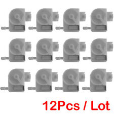 Printer Parts 100 pcs Printer Ink Damper UV Damper for Eps0n stypro 4000 4400 4450 4800 4880 7800 7880 9800 9880 7400 9400 Series Printer Color: White