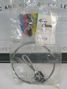 NOS Vintage Huret Jubilee Right Hand Down tube Shifter #2380 Italian English Fit