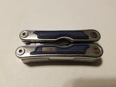 USED Kobalt Multi-Tool CHROME