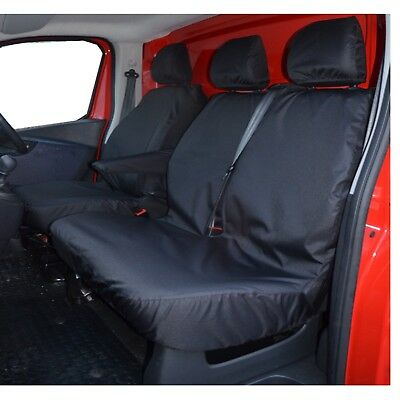 WNB® Renault Traffic 2014/> On 100/% Fit Tailored Heavy duty Nylon Van Seat Cover