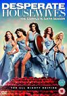 Desperate Housewives - Series 6 - Complete (DVD, 2010, 5-Disc Set)