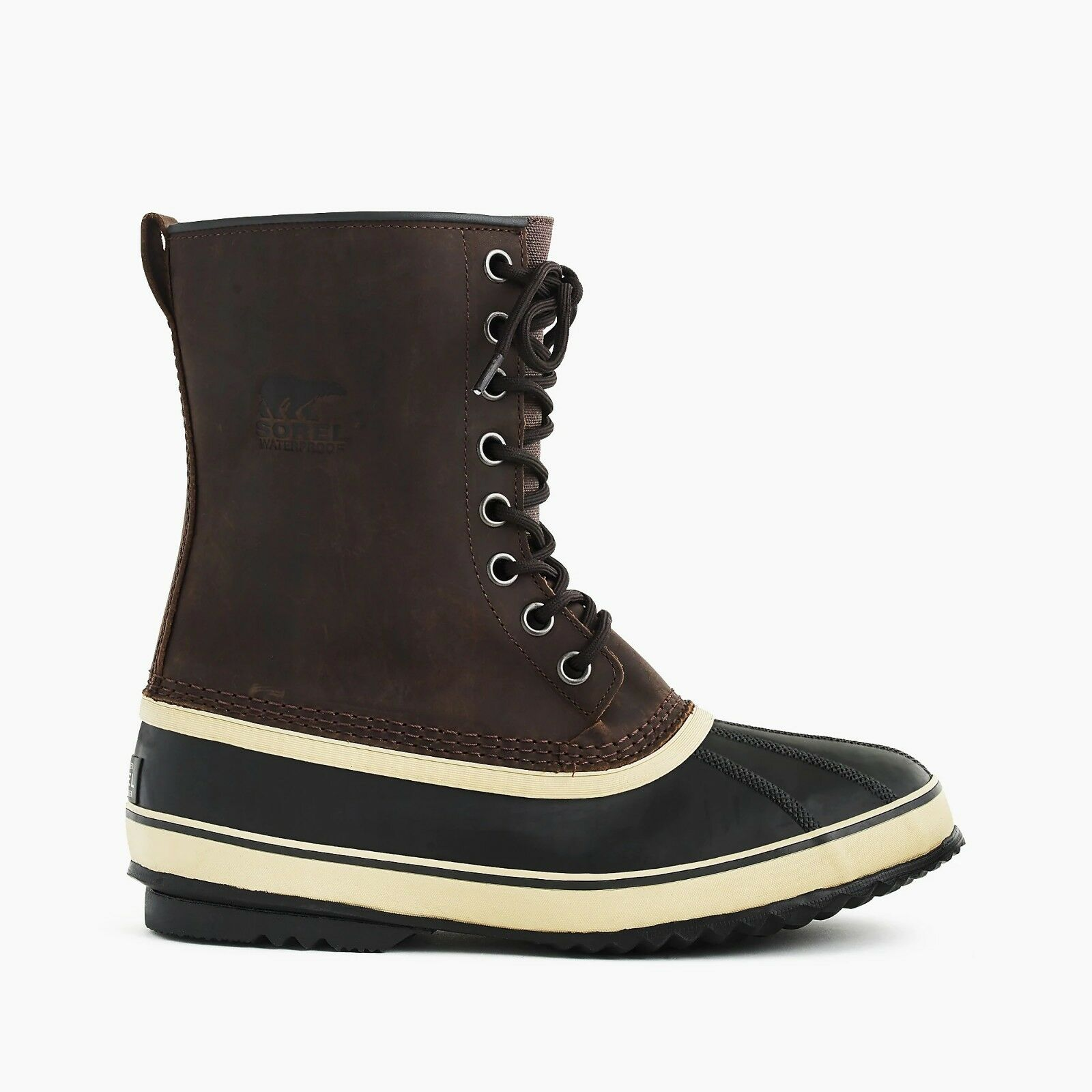 Men's 1964 premium T boots In Brown Size 8, Fit like a 9 - JCrew Edition
