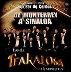 De Monterrey a Sinaloa by Banda La Trakalosa De Monterrey (CD, May-2013, Select-O-Hits)