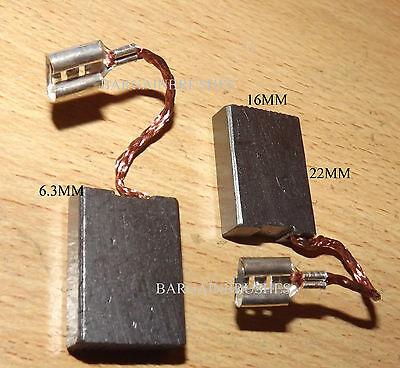 Bits, Chisels & Breaker Points Charitable Spazzole In Carbonio Per Smerigliatrice Angolare Hilti Dc 230 S Dc230-s Ws230
