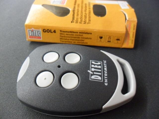 Ditec Sice 2613020 Gol4 Radiocomandi Originales