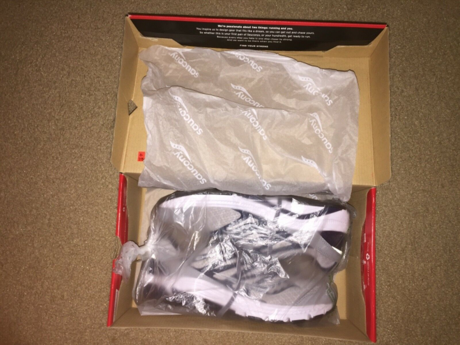 Saucony Powergrid Men size 11.5 Running shoes