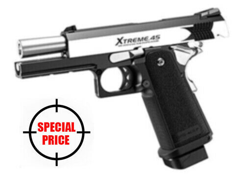 AIR SOFT GUN Extreme Gas Handgun HI-CAPA 4.3  18 years Tokyo Marui Auto JP F S