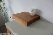 Wandboard Buche Massiv Holz Board Regal Steckboard Regalbrett NEU auch auf Maß