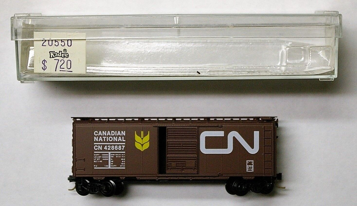 MTL Micro-Trains 20550 Canadian National CN 428687