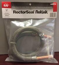 7//8 Rectorseal 66734 NoKink Flexible Refrigerant Line Connector