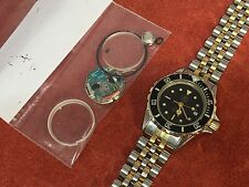 Serviced! Vintage Ladies Tag Heuer 1000 Two-tone Gold, 980.018 Submariner Watch