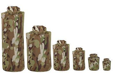 Affidabile Impermeabile Mtp/multicam Match Mimetica Militare Dry Bag Sack-tutte Le Taglie-mostra Il Titolo Originale Materiale Selezionato