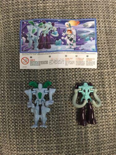 Komplettsatz Aliens EN128 und EN347 mit 2 BPZ aus Indien