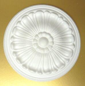 Techo-Rosa-Tamano-245-mm-9-1-2-034-034-Daisy-039-Lightweight-Poliestireno