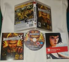 MERCENARIES 2 INFERNO DI FUOCO - PlayStation 3 PS3 Playstation Gioco Game Sony