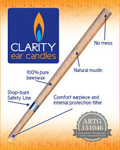 1-2-Price-3-pairs-Natural-Beeswax-Ear-Candle-Top-Seller-ARTG151046