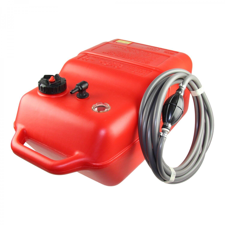 Benzintank Benzintank Benzintank mit Pumpball Tank Treibstofftank Nottank Reservetank 12 22 30 Liter aaaeb5