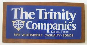 TRINITY COMPANIES: Fire Casualty Insurance Agency ...