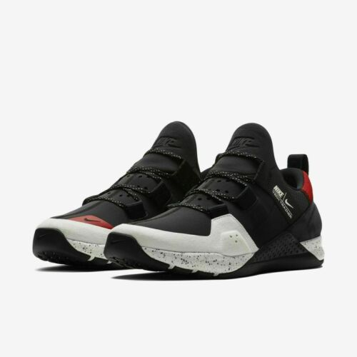 NIKE TECH TRAINER New Men/'s Trainer Shoes Black White Gym Sneakers AQ4775 016