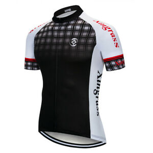 478912a0a Image is loading Mens-Cycling-Jersey-Clothing-Bicycle-Sportswear-Short- Sleeve-
