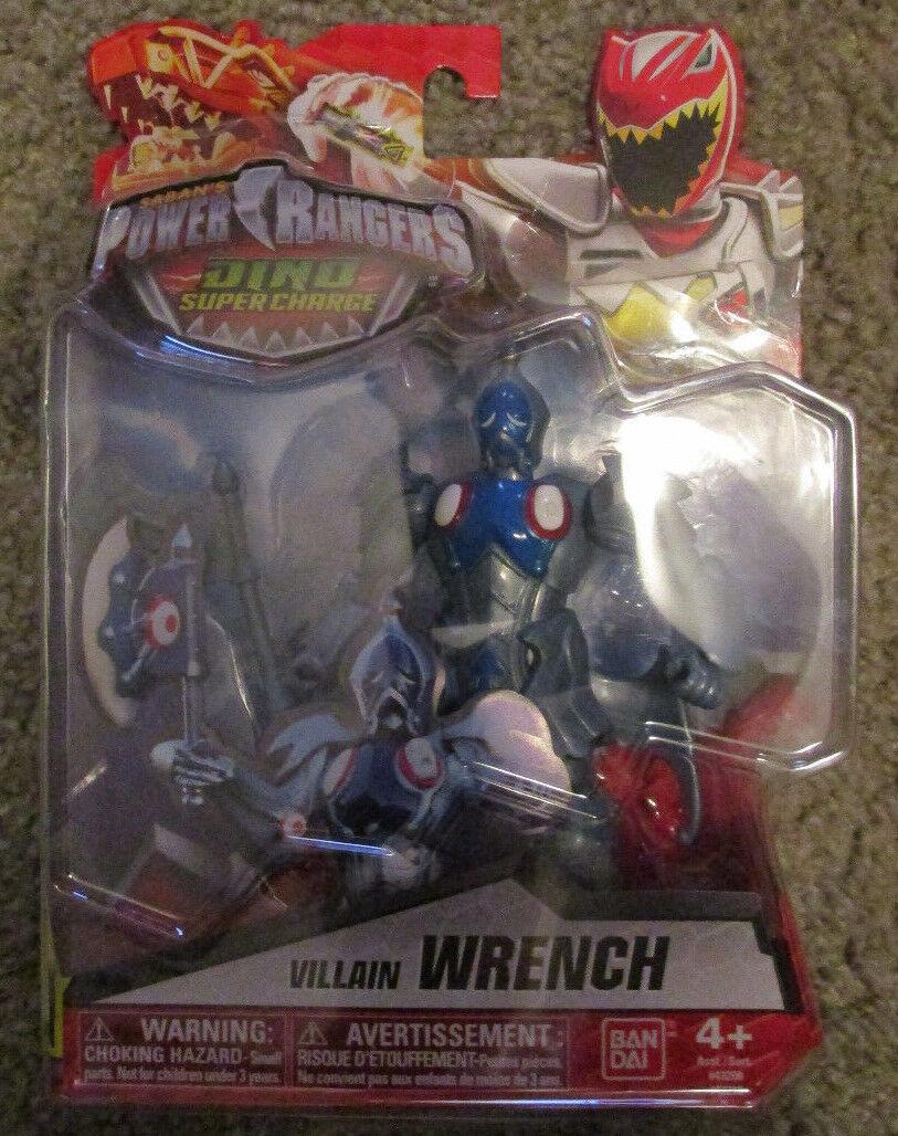 Power Rangers Dinosaurio sobreCochegadas Villano llave 5  figura 43218