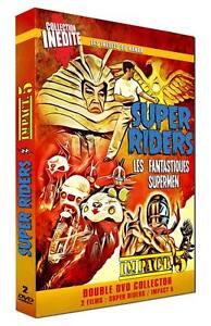 2-DVD-NF-034-SUPER-RIDERS-Les-fantastiques-supermen-IMPACT-5-Karate-motos-034-SENTAI