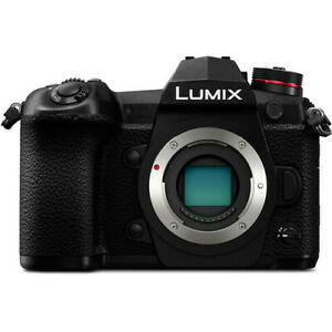 Panasonic Lumix G9 Body Mirrorless 4/3 20.3 Megapixel Garanzia Fowa 4 anni