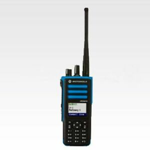 NEW Mototrbo DGP8550EX VHF Portable Two Way Radio LAH56JCN9PA3AN FREE SHIP