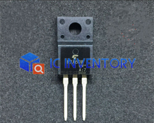 10pcs K7A60W  transistor TO-220F