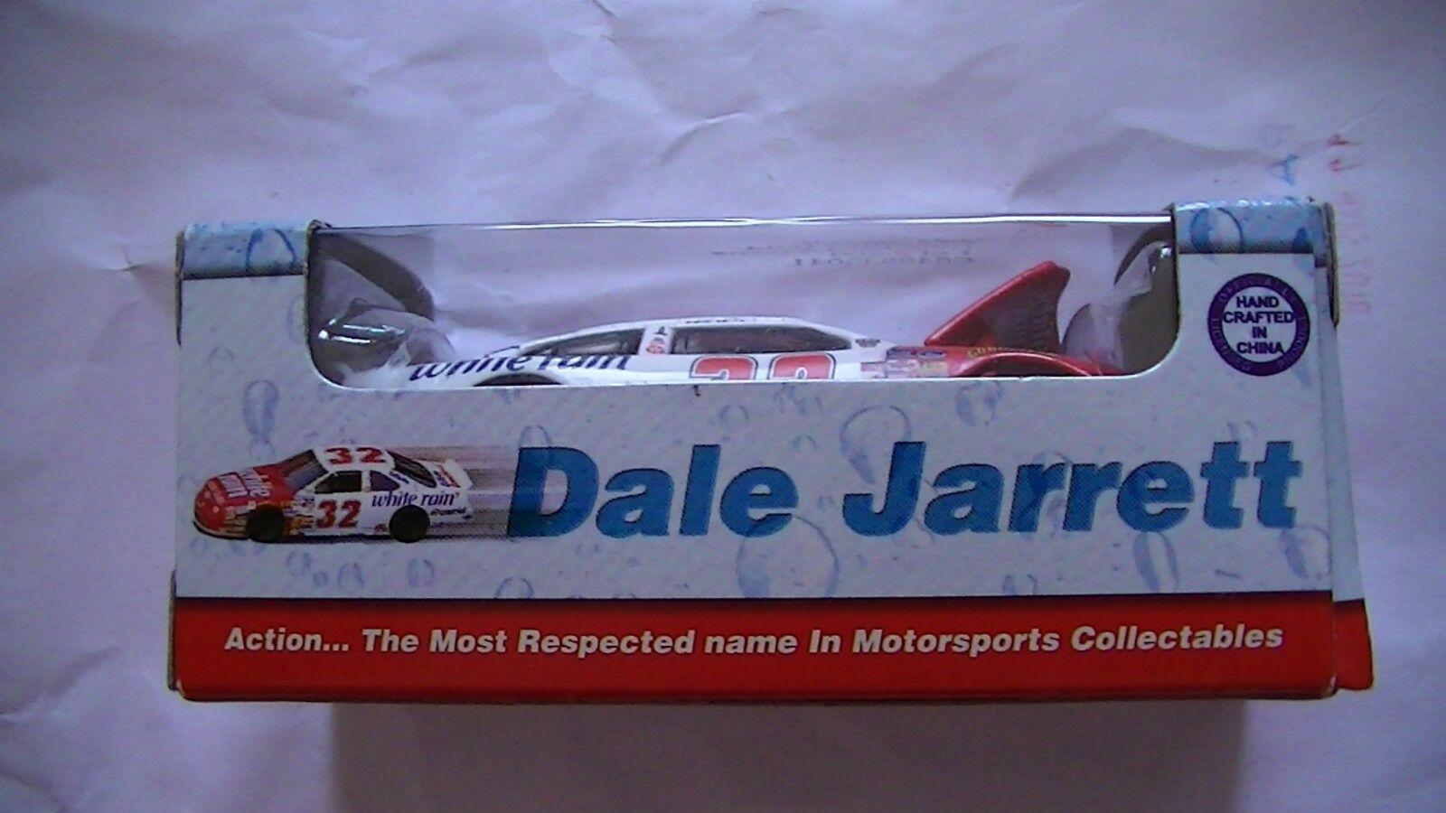 Voiture neuve nascar course rallye 1/64 Dale JarrettEdition limitée 1/2500