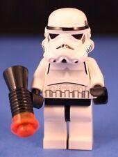 LEGO® STAR WARS™ 7201 Minifigure STORMTROOPER™ + E-11 Custom Imperial Blaster!