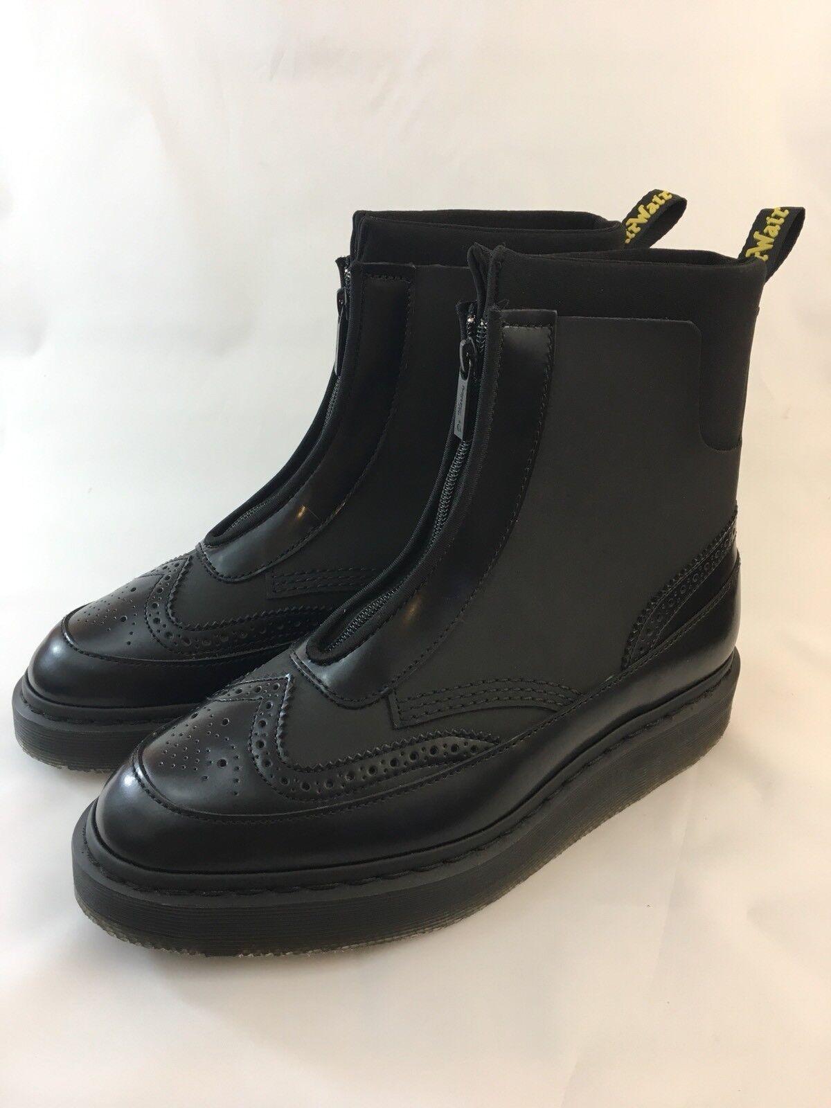 Dr. Martens Women's Jemison Chukka Boot - - - Zip Up - Women's Size 11 US 9 UK 3a69ac