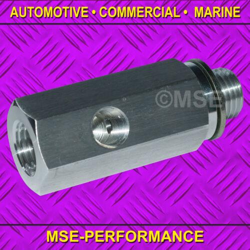 T-PIECE M12 x 1.5 F M+F PORT + 1x 1//8NPT MSE052