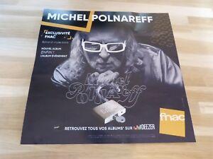 Michel-Polnareff-Endlich-Plv-30-X-30cm-i-Display