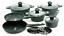 12-teiliges Topfset Geschirset Marmor Oscar Cook / AUSTRIA T3172