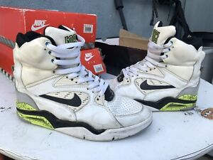 Details about 1991 Nike Air Command Force Billy Hoyle (Size 9, Soleswapped)