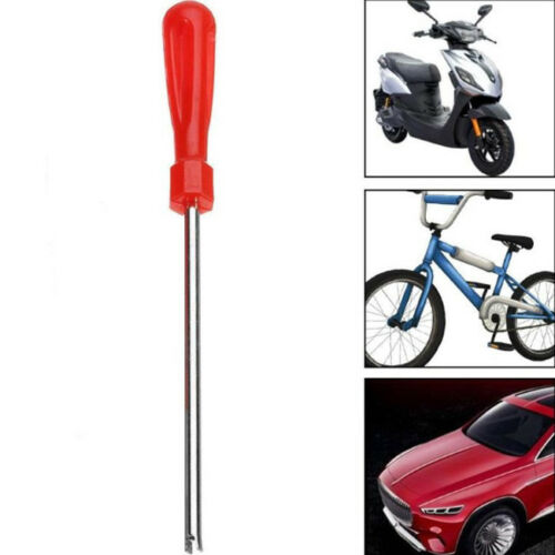 Car Truck Bike Screwdriver Valve Stem Core Tire  Wrench Repair Remover Tool G