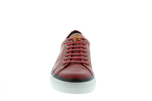 C115 TRAFFORD Red * MANCHESTER UNITED FC Men/'s Leather Shoes