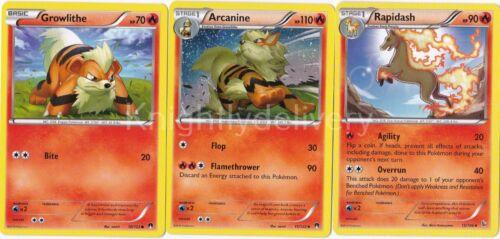 Magmortar 60 Cards Pokemon Blaine Complete Deck Rapidash Magmar NM