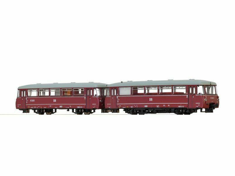Brawa 64305 Verbrennungstriebwagen vt171 del Dr, IV, sonido, DC, pista n