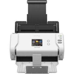 ADS 2700W Wireless High-Speed Color Duplex Desktop Document Scanner