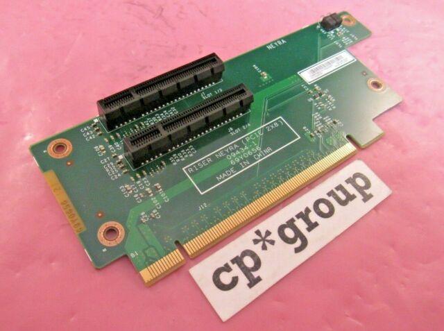 FREE SHIP! IBM X3650 M2 69Y2328 PCIe 2X8 RISER CARD